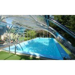 Abris de piscines haut