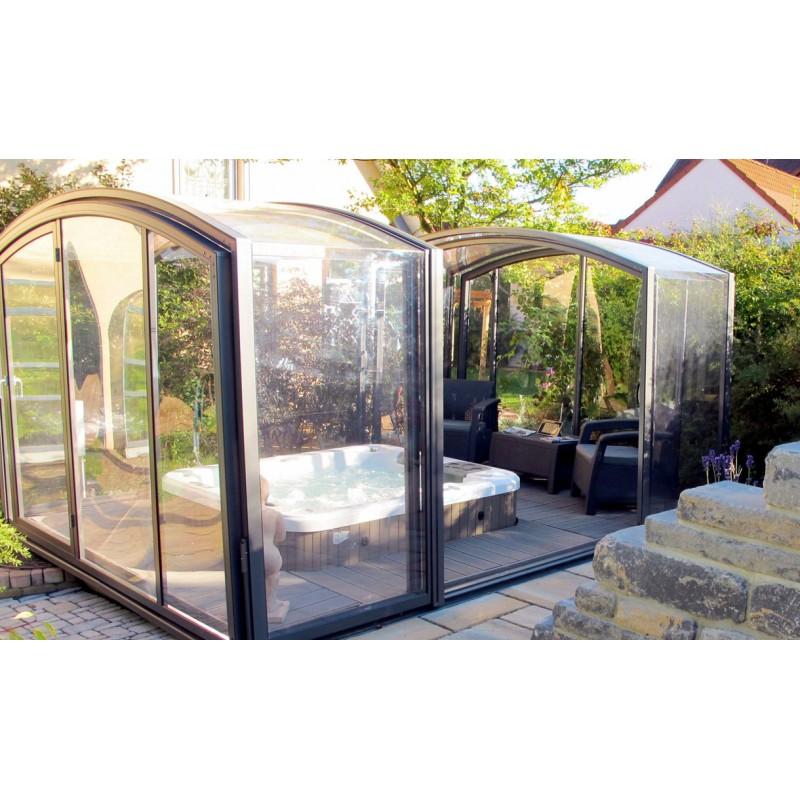 abris de spa voroka alpes. Black Bedroom Furniture Sets. Home Design Ideas