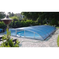 Abris de piscines bas
