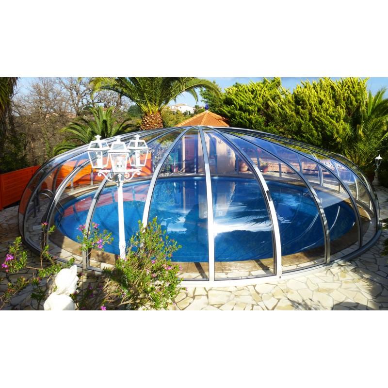 Dome pour piscine elegant dme solaire pour piscine hors for Piscine le dome laon