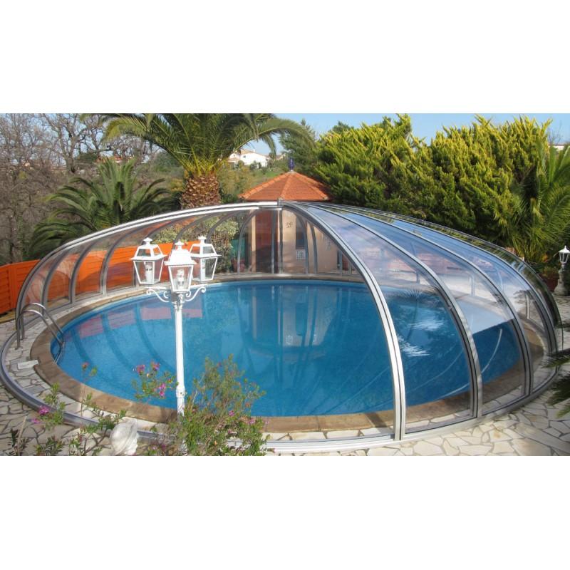 Abri de piscine en haute savoie vision l 39 abri de piscine for Abri de piscine circulaire